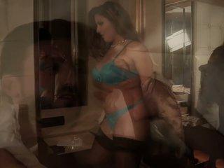 striptease, bundas grandes, masturbação