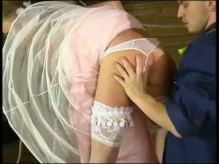Ingenting bedre enn knulling før bryllup