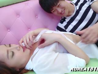 Korean Porn Hot Redheaded Korean, Free HD Porn e9