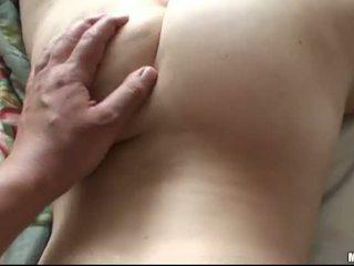 Filthy namorada tries fora painful anal