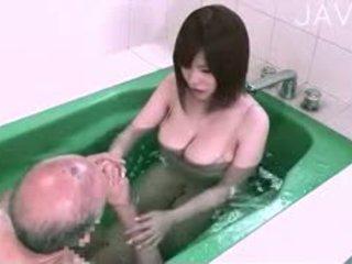 японски, големи цици, titjob