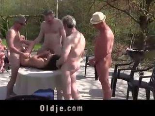 didelis penis, groupsex, assfucking
