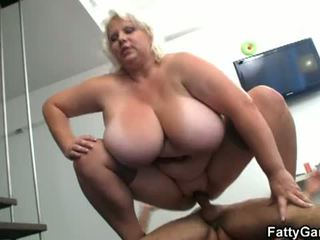 Fatty Game: Fat Cunt Floppy Tits Strip Show Fucked Hot Video
