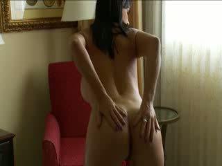 Breasty exgf dildoing viņai vagīna