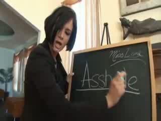 Brunette pornoster dp