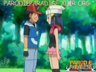 Pokemon Hentai Ash X Dawn
