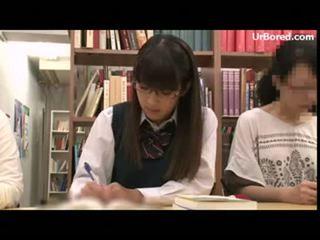Murid wedok dilatih by library geek 01