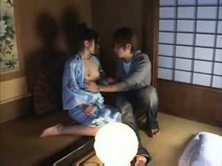 Японки семейство секс