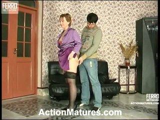 Patty 和 adam 有性 老 行动