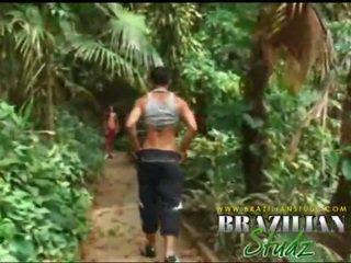 Tommy lima uz brazil 2: uz the džungļi