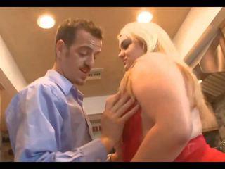 Jong getrouwd bbw gets geneukt in keuken, porno 67
