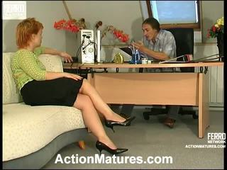 Ophelia and Marcus hardcore mature video