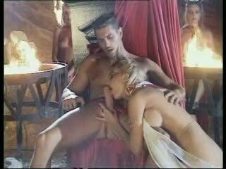 penetrasi ganda, threesome, anal