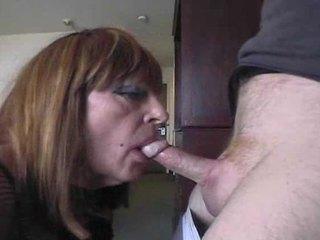 Diannexxxcd deepthroating & ejaculação na cara