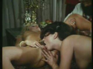 group sex, évjárat, orgia