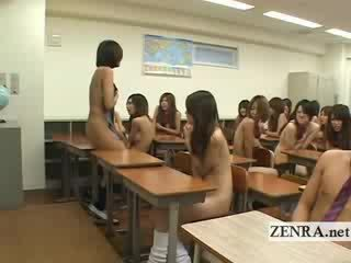 tits, college, japanese, striptease, exotic, students
