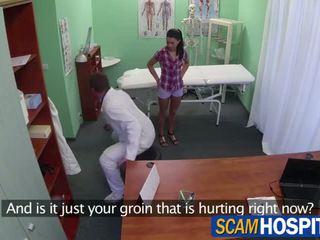 Lepo adela gets ji pink muca licked in potem pounded s ji doktor