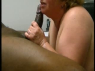 Milks her first bbc in her mouth Video
