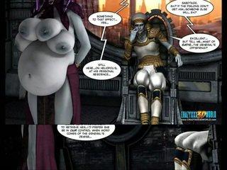 3de strip: galacticus. chapters 8-12