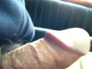 masturbarea, exhibitionist, public