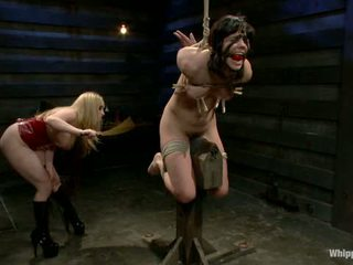 Bobbi Starr Submits Live On Whipped Ass1