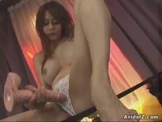 Rina wakamiya plumbs neki punci pleasures