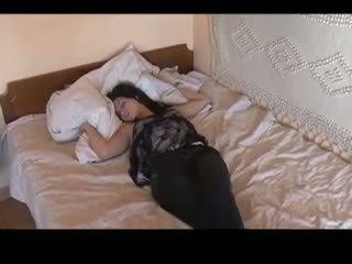 Terbaik dari tidur gadis