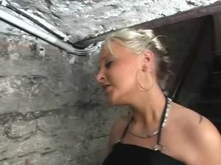 Hot German Milf With Young Guy BVR