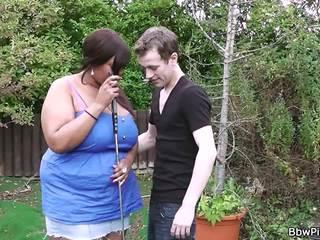 BBW Interracial Fuck Date, Free BBW Date Porn 6c