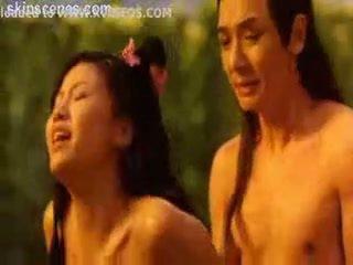 Chinesa erótico sexo cena