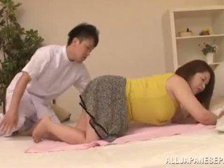 Plinuta asiatic babe's mare tate natsuko kayama