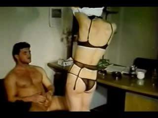 Kai io proti daskala - greco vintage porno