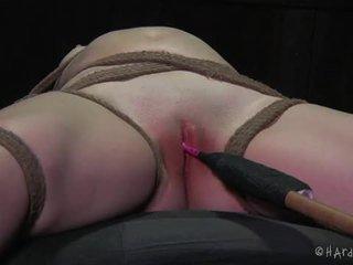 Extreem bondage en sadistic behandeling