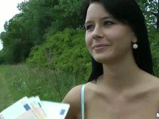 Cycate czeska dziewczyna mia paid na publiczne seks
