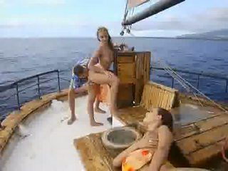 blowjobs, boat, doggy style