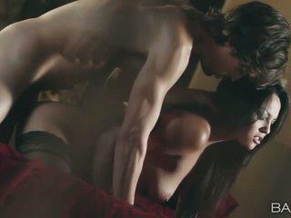 brunetka, hardcore sex