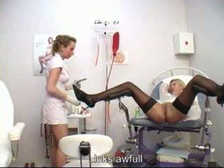 Gynécologique examining