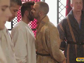 Gay rei anal fucks qualquer um ele querido para