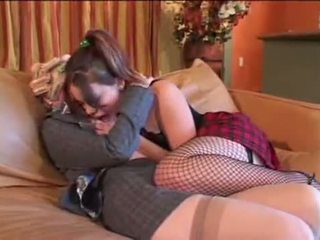 Lesbian Older Vs Younger Gia Paloma