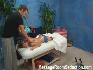 Veronica lured và shaged qua cô ấy massage therapist onto ẩn camera