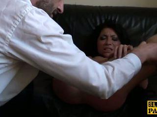 Rowdy uk sub disciplined με ένα σκληρό γαμώ: ελεύθερα hd πορνό 15