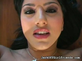 Sunny leone has egy jerkoff encouragement fétis