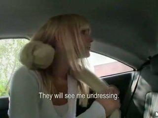 Seksuālā čehi meitene bela iedīdītas par nauda