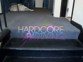 Na een hard core party