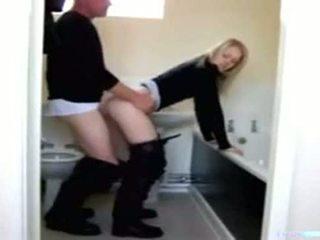 아빠, 과, 욕실