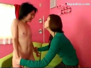 lesbijka, koreański, azjatyckiego