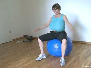 Fitness ar milena velba