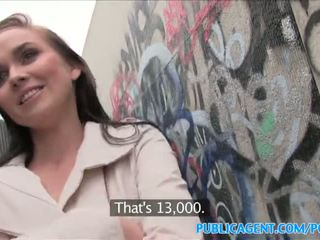 Publicagent het baben fucks stranger i alleyway - porr video- 961