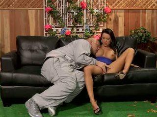 reāls brunete, redzēt mutisks sekss, visvairāk maksts sex jums