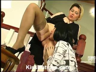 Mix of cecilia, elsa, ninon by kiss matures